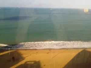 Hospedagem em Fortaleza, Hotel Holiday Inn, Praia de Iracema,