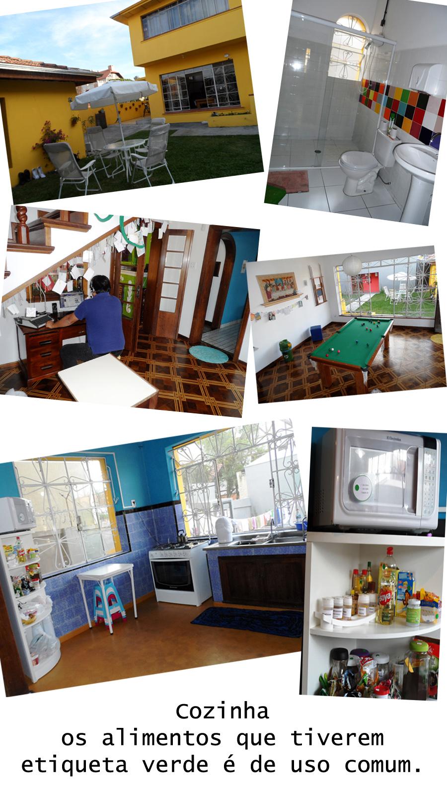 hostel em curitiba, curitiba  hostel, Knock Knock Hostel, Motter Home, Eco Hostel