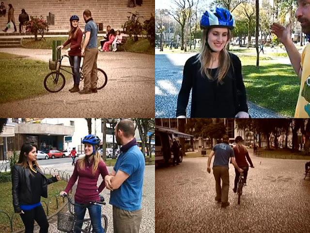 Aulas de bike, aprender andar de bicicleta, Bicicletaria Cultural, ÓTV, Olhar Curitiba, Bucket List