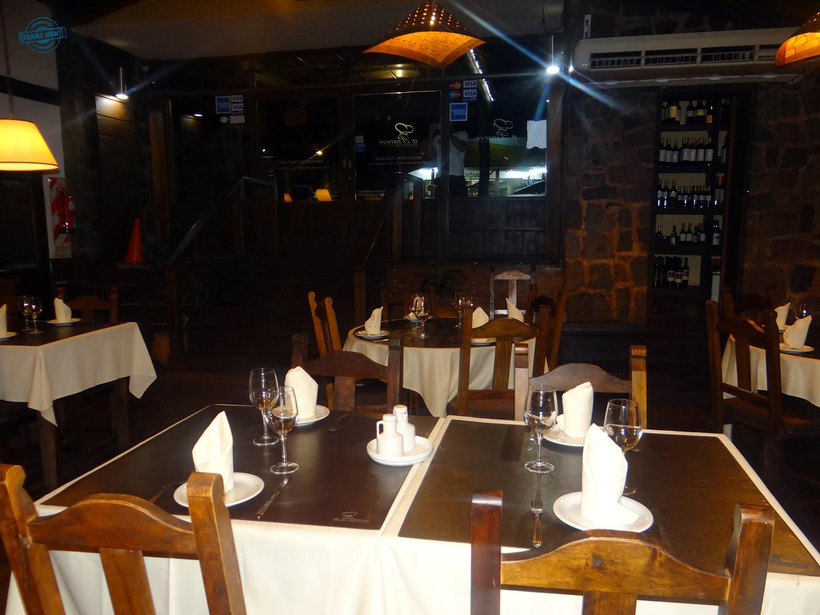 A Piacere, Icebar Iguazú, restaurante em Puerto Iguazú, onde comer carne na Argentina