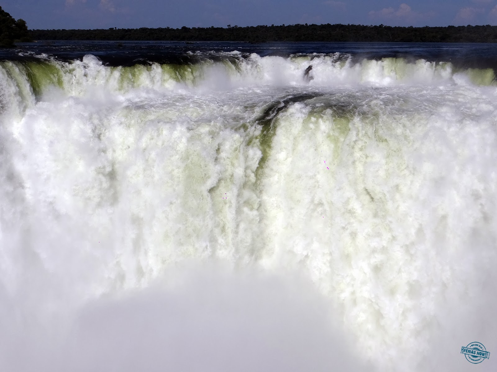 Foz do Iguaçu, Cataratas, lado argentino, lado brasileiro, Macuco Safari, restaurante Porto Canoas