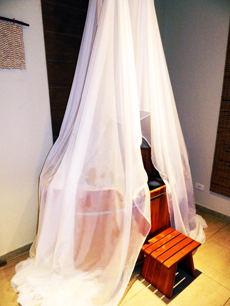Ofurô numa sala silenciosa. Ideal para relaxar!